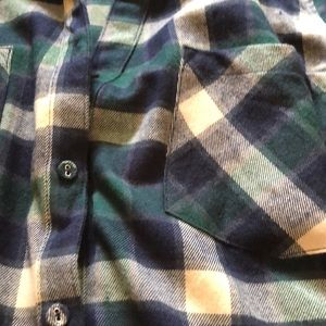 hailee c Tops - Flannel Shirt from Stitch Fix